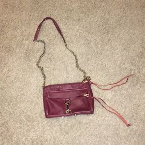 Rebecca Minkoff small cross body leather purse